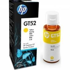 Hp GT52 Orjinal Sarı Mürekkep (70 ml)