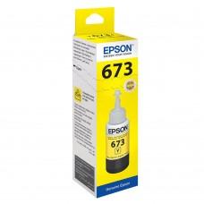 Epson T6734 Sarı Mürekkep (70 ml)