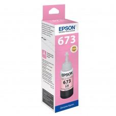 Epson T6736 Açık Kırmızı Mürekkep (70 ml)